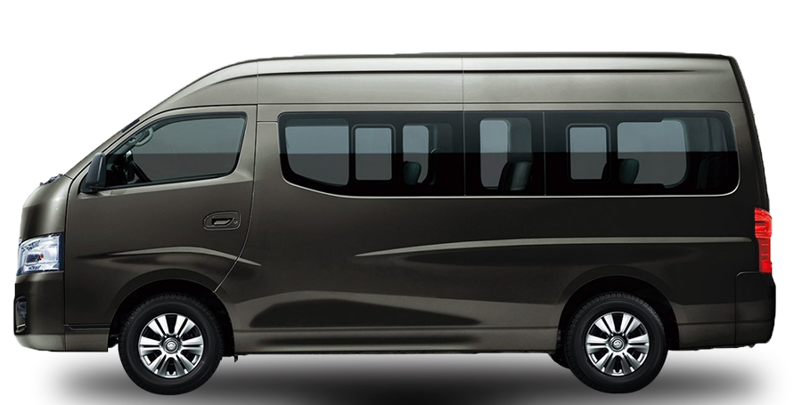 Nissan Urvan 13 Seater Bus HR